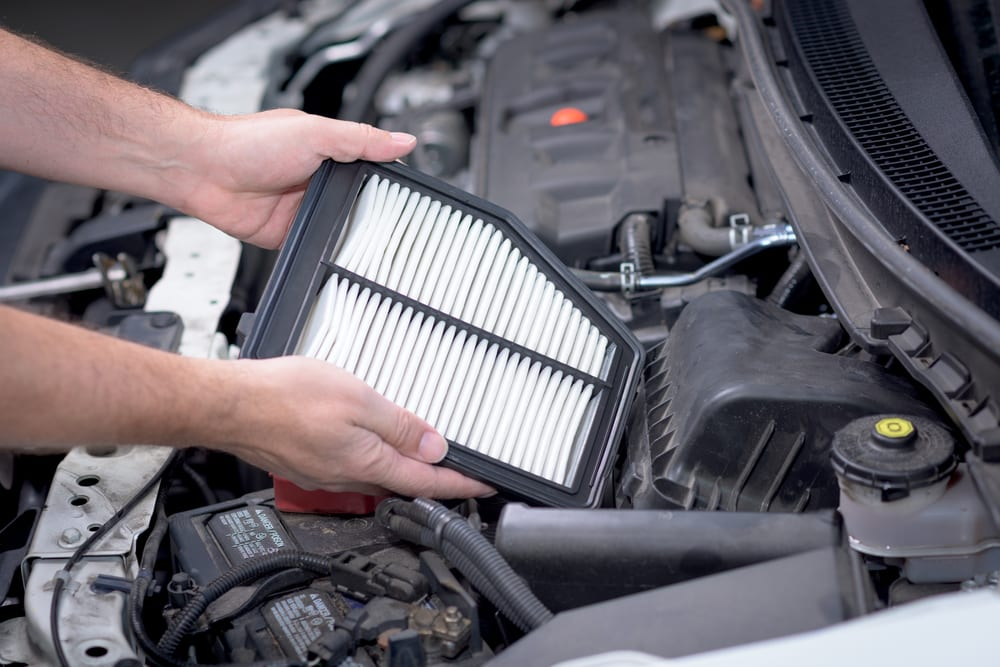 Why You Should Replace Your Dirty Car Air Filter
