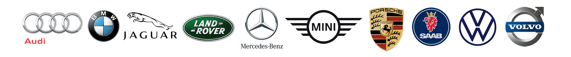 Mercedes, Mini Cooper, Porsche, Audi, and BMW auto repair in Sugar Land & Stafford, TX