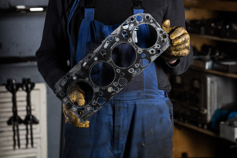 why do head gaskets blow