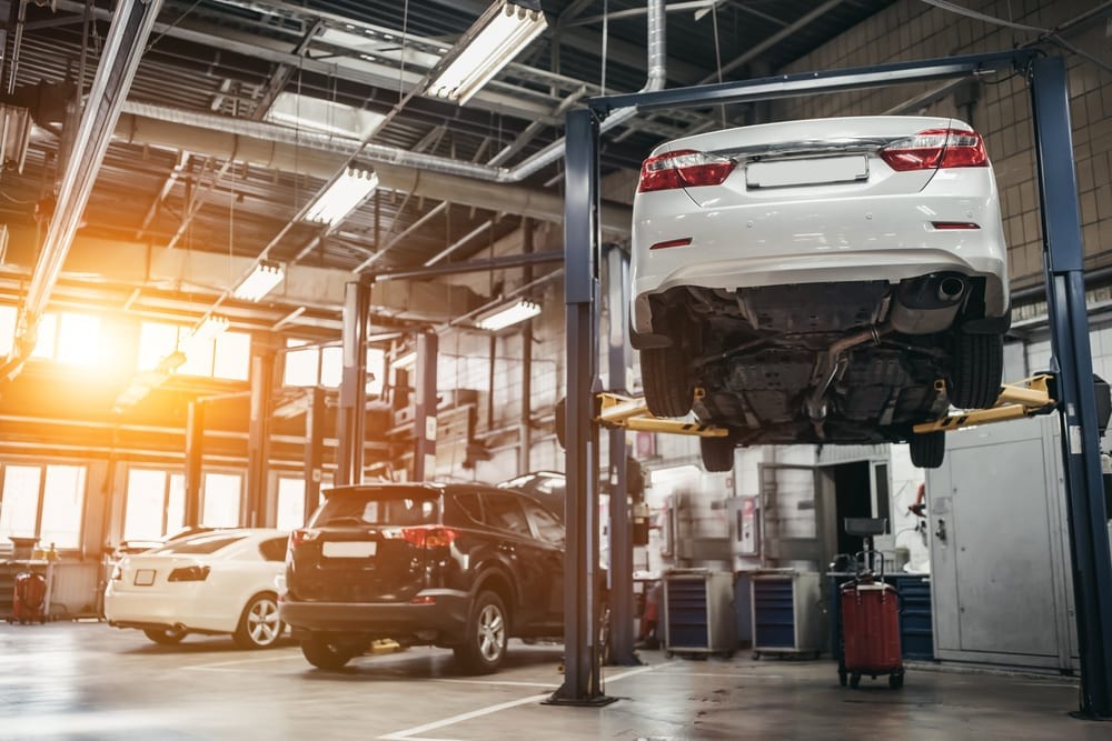 what is included in a tune up